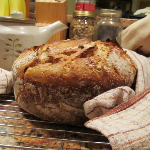 kefir-bread