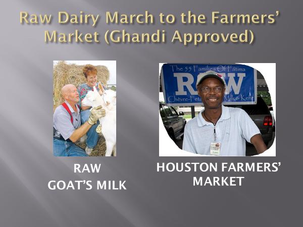Milk March