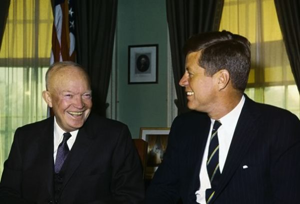 dwight-d-eisenhower-kennedy